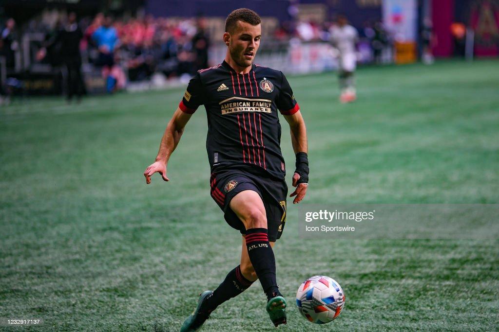 SOCCER: MAY 15 MLS - CF Montreal at Atlanta United FC : News Photo