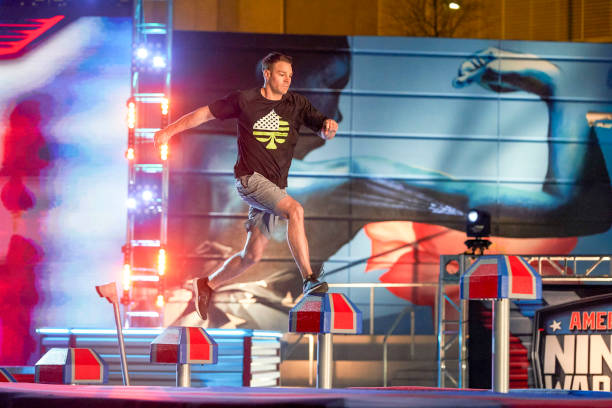 "CA: NBC's ""American Ninja Warrior"" - Season 11"