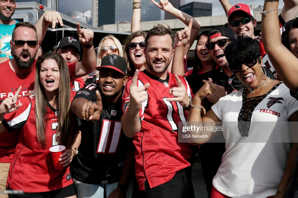 FANATIC -- 'Atlanta Falcons' Episode 101 -- Pictured: Darren McMullen --