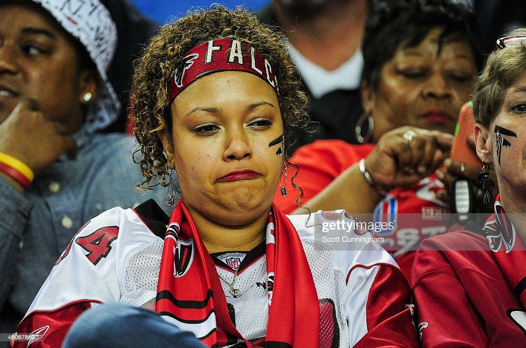 Carolina Panthers v Atlanta Falcons : News Photo