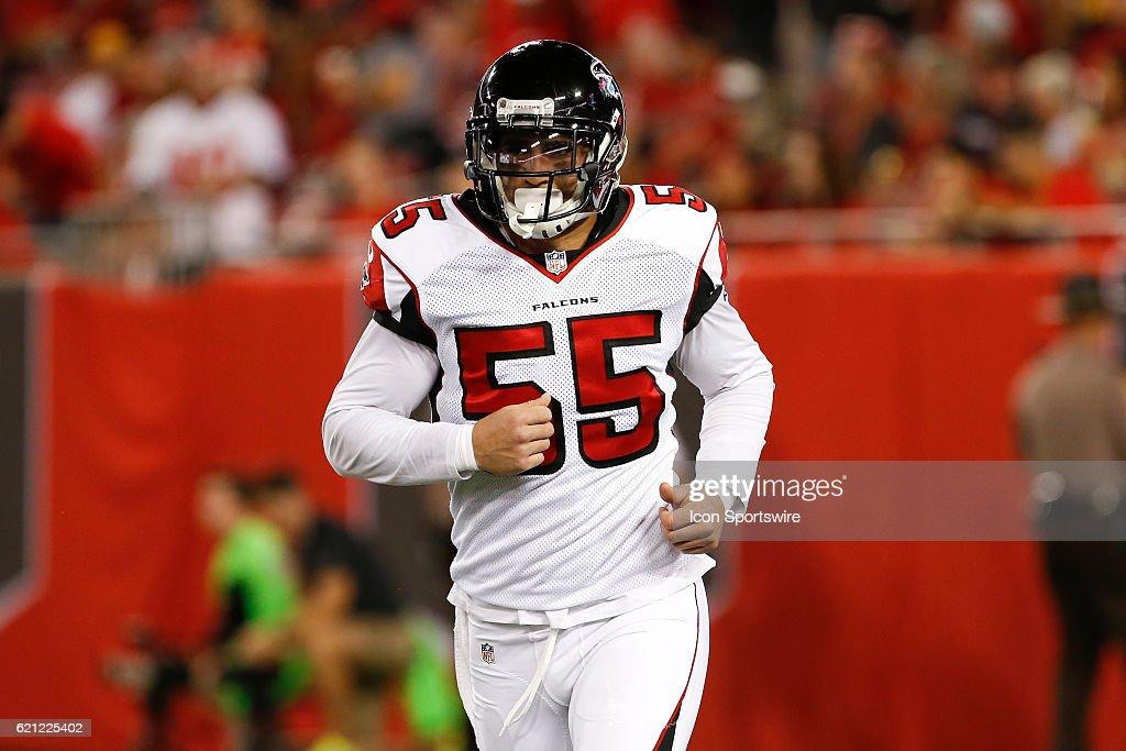 NFL: NOV 03 Falcons at Buccaneers : News Photo