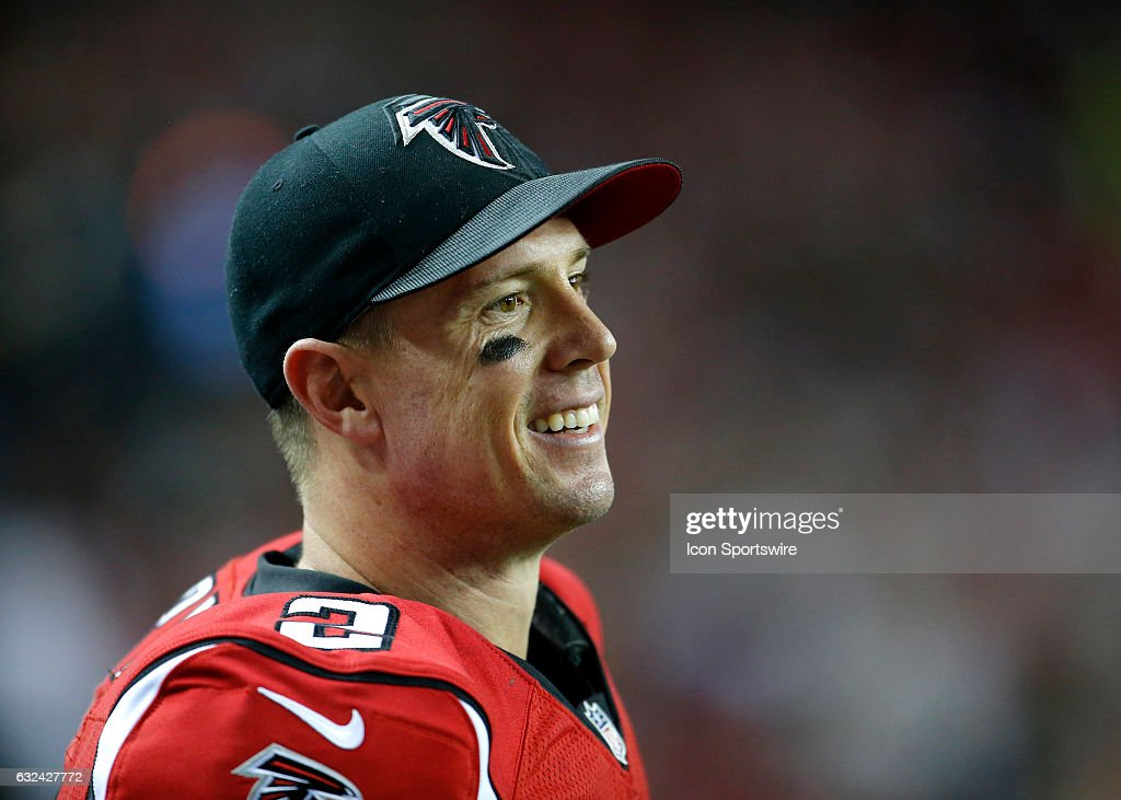 NFL: JAN 22 NFC Championship - Packers at Falcons : News Photo