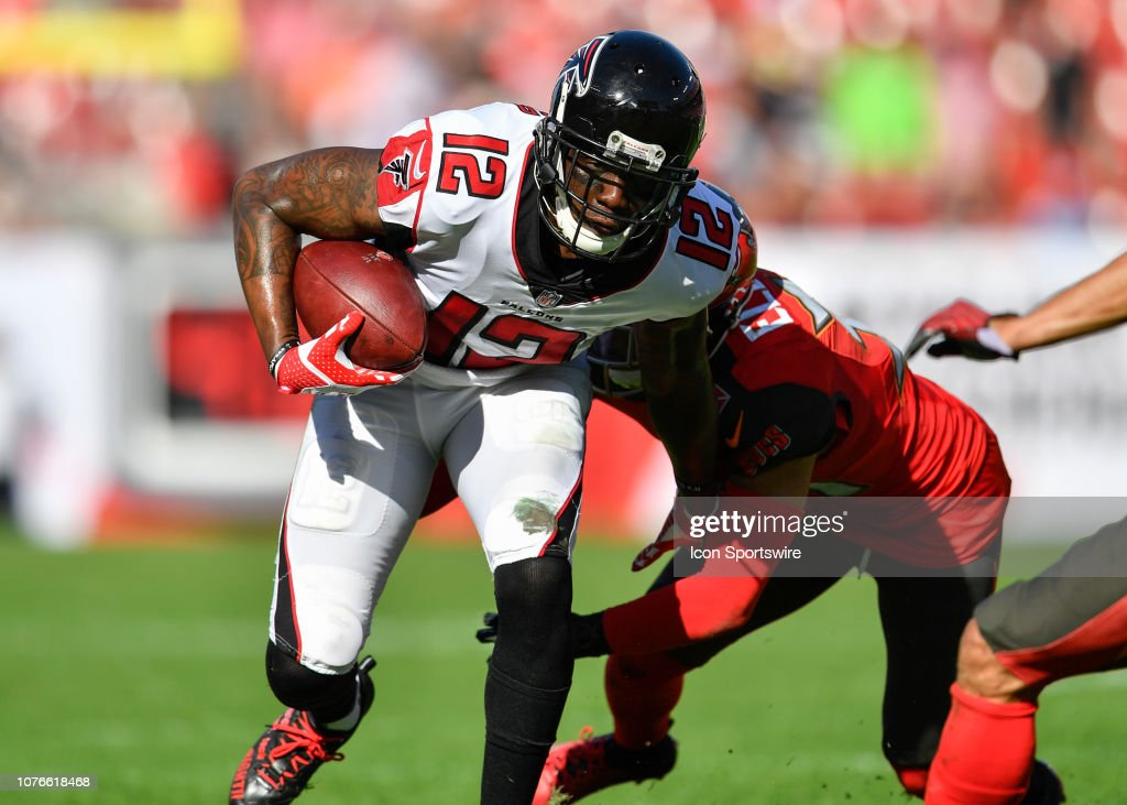 NFL: DEC 30 Falcons at Buccaneers : News Photo