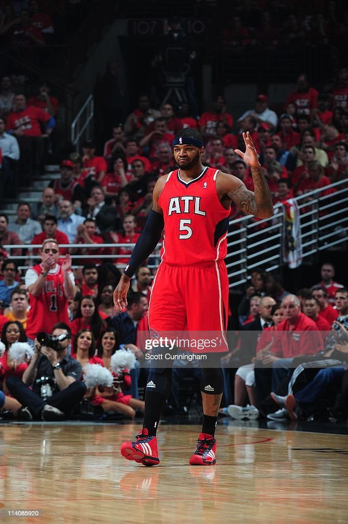 Atlanta Hawks v Chicago Bulls - Game Five