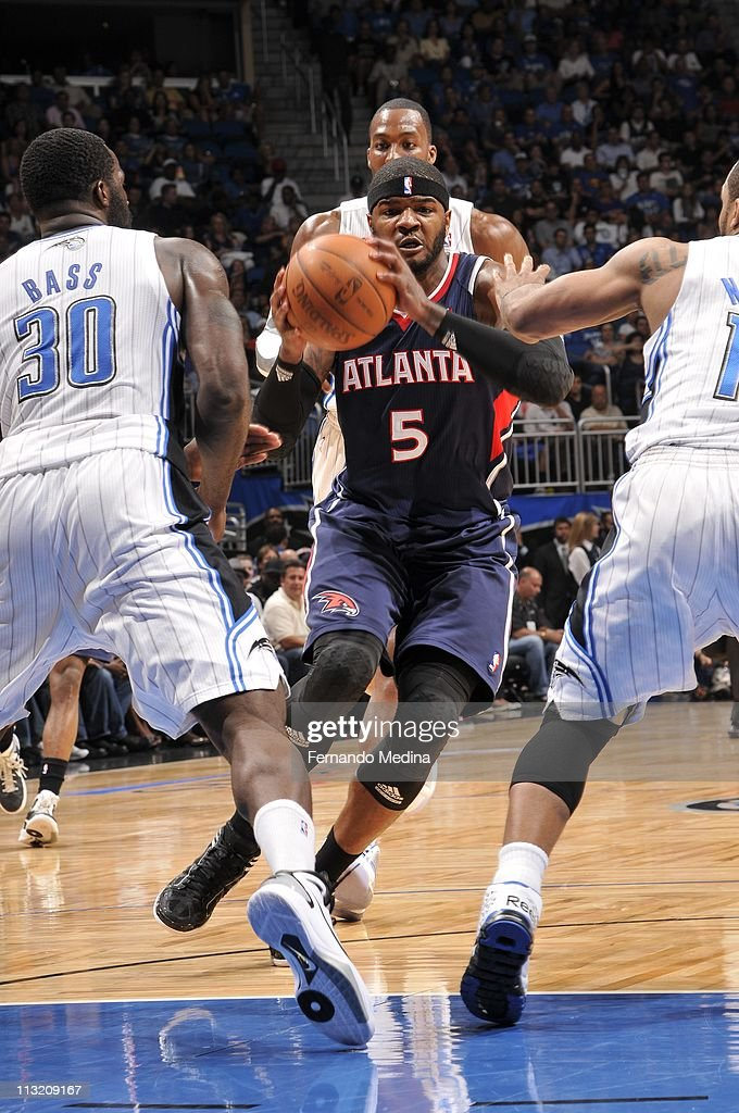 Atlanta Hawks v Orlando Magic - Game Five