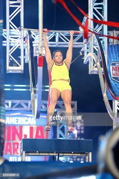 WARRIOR 'Atlanta Qualifier' Pictured Latrice Spence
