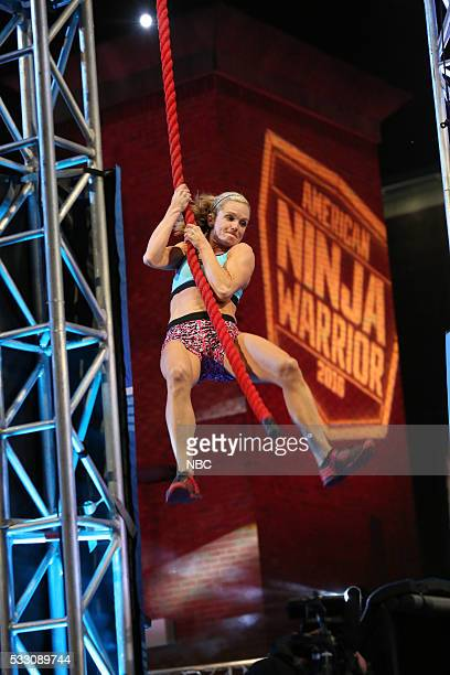 WARRIOR 'Atlanta Qualifier' Pictured Myra Robinson
