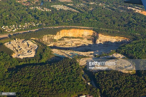 Atlanta quarry.
