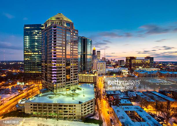 Atlanta snow magedden 2011