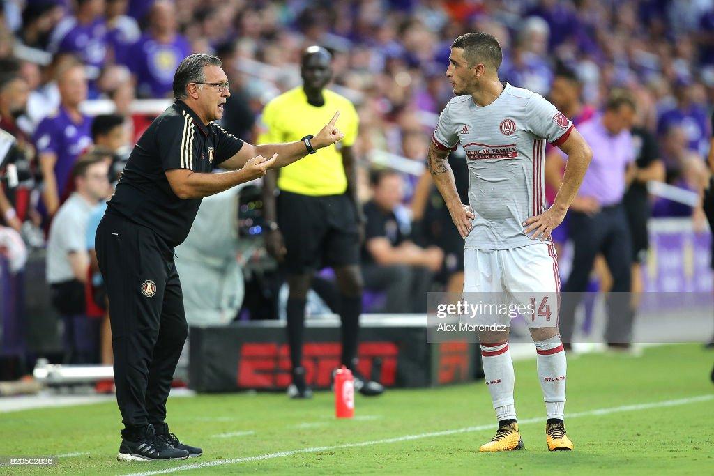 Atlanta United FC v Orlando City SC : News Photo
