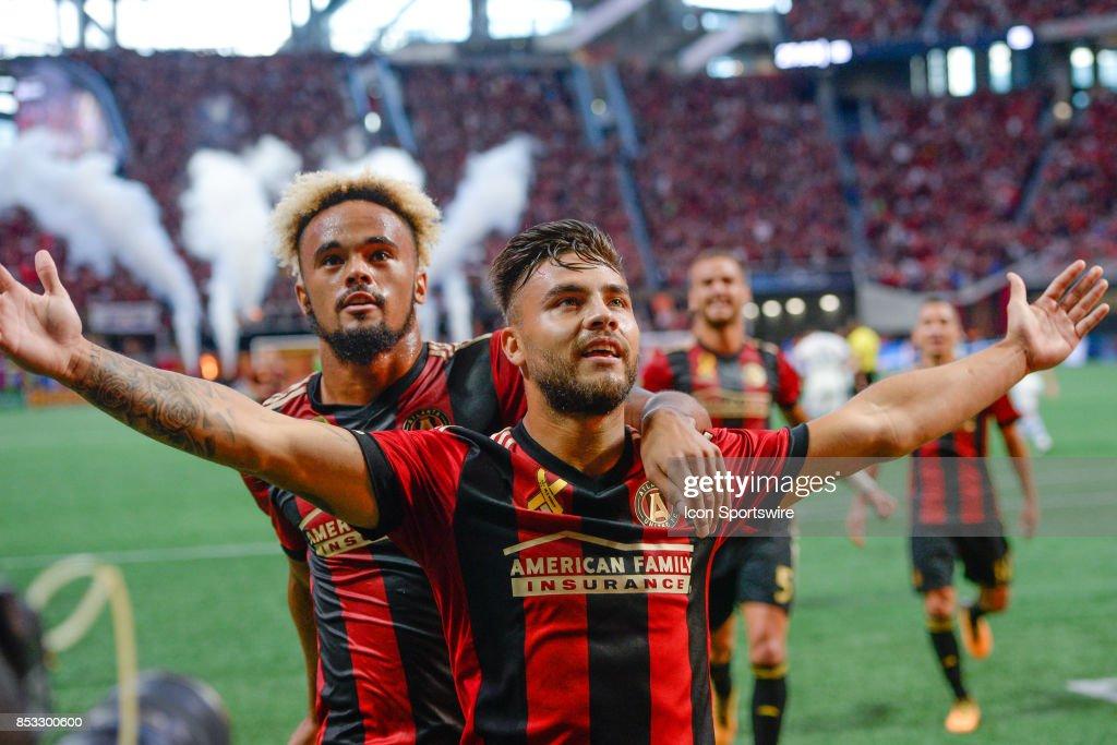 SOCCER: SEP 24 MLS - Montreal Impact at Atlanta United FC : News Photo
