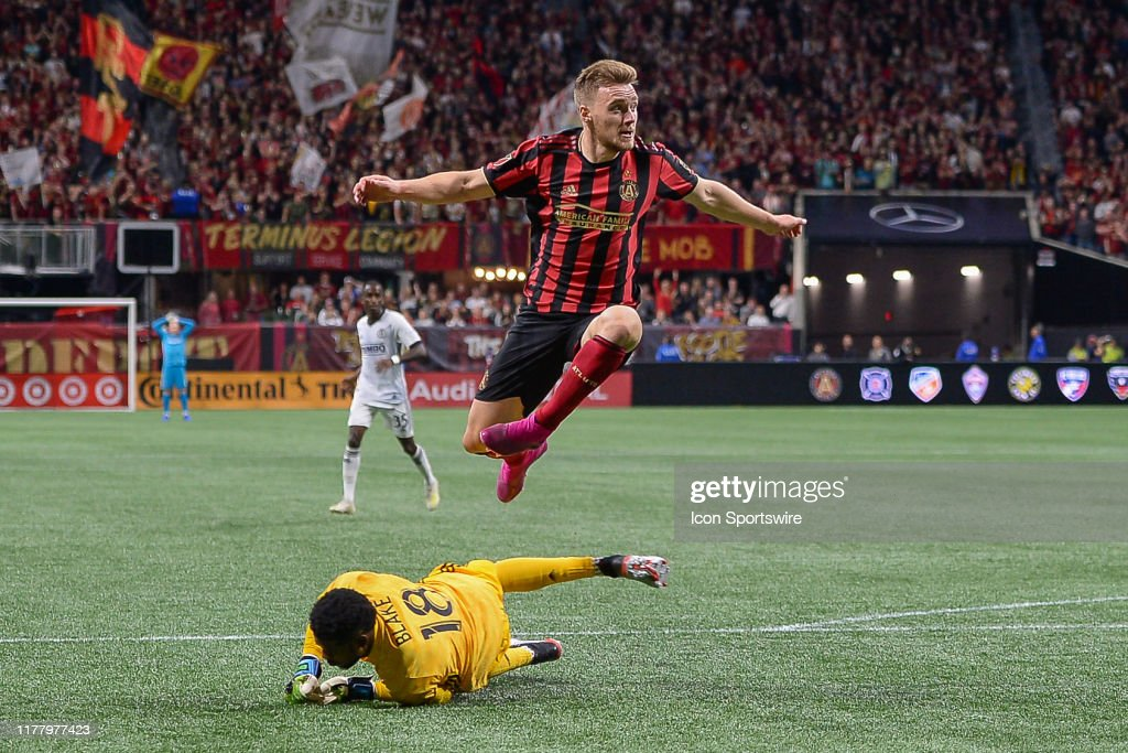 SOCCER: OCT 24 MLS Cup Playoffs - Philadelphia Union at Atlanta United FC : News Photo