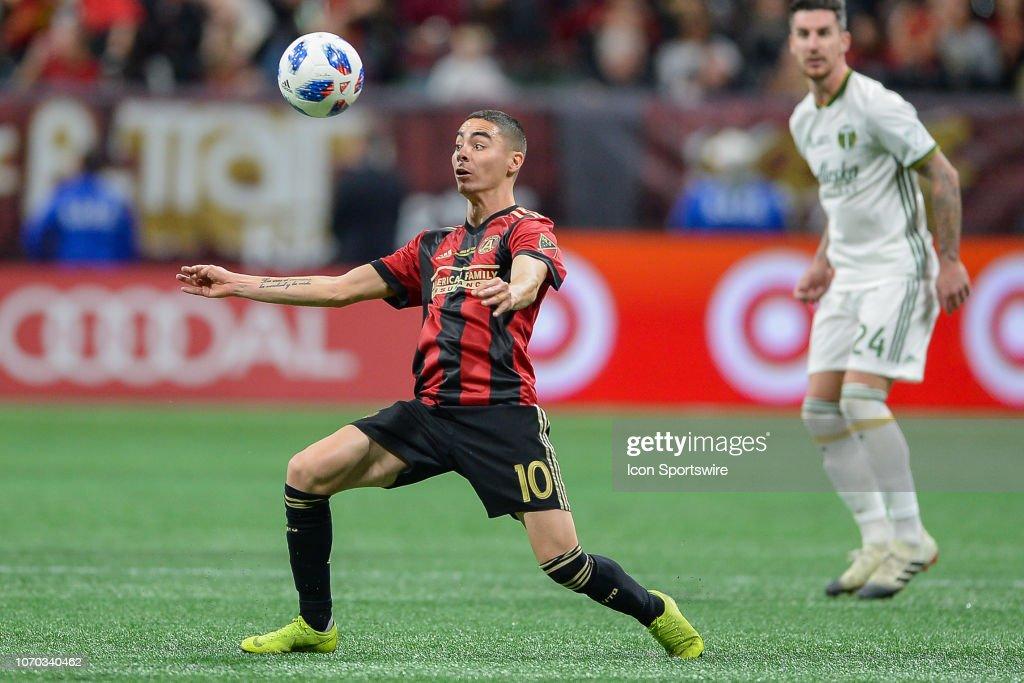 SOCCER: DEC 08 MLS Cup - Portland Timbers at Atlanta United FC : News Photo