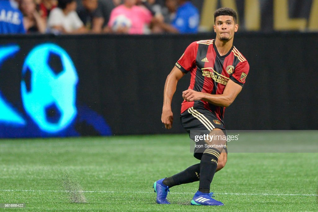 SOCCER: JUN 20 US Open Cup Round of 16 - Chicago Fire at Atlanta United FC : News Photo