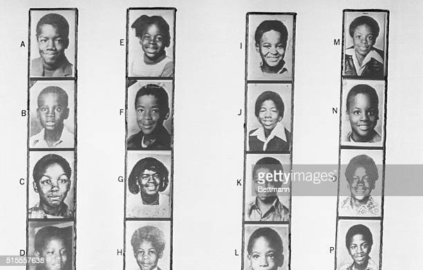 Atlanta's missing and murdered children are shown in the photo's below Charles Stevens murdered Earl Lee Terrell murdered Christopher Philepe...