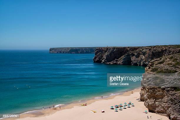 Atlantic blue Praia do Belixe