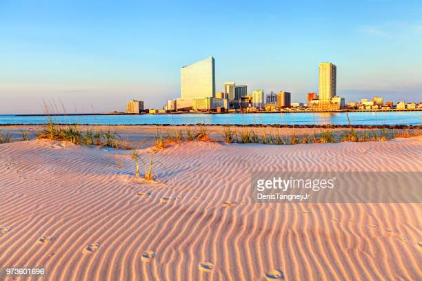 atlantic city, new jersey - atlantic city stock pictures, royalty-free photos & images