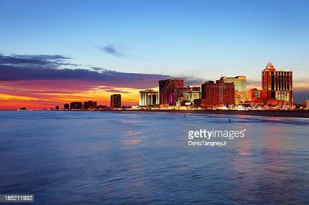 atlantic city - new jersey stock pictures, royalty-free photos & images