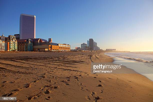 atlantic city - atlantic city stock pictures, royalty-free photos & images