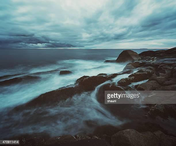 Atlantic Coastline of Nova Scotia