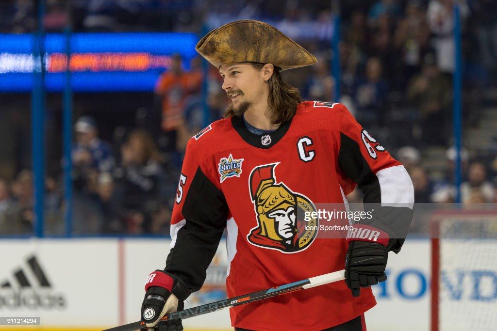 NHL: JAN 27 All-Star Skills Competition : News Photo
