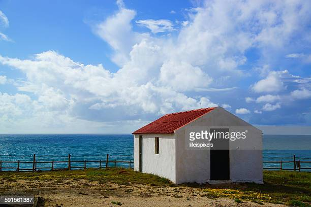 atlantic hut - lifeispixels stock pictures, royalty-free photos & images