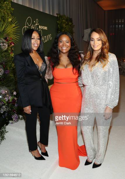 Atlantic Records EVP Urban Promotion Juliette Jones Grit Before The Gram Creator and The Vanity Group CEO Founder Karleen Roy and Roc Nation...