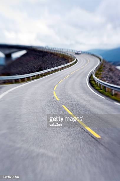 Atlantic road Atlanterhavsveien, Norway