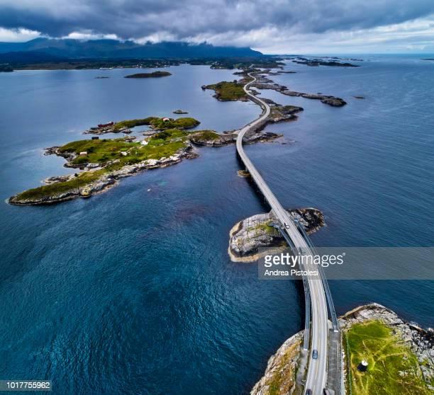 Atlantic Road in Norway