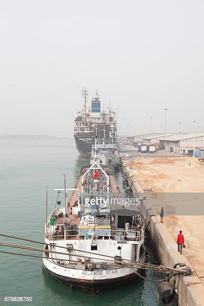 Atlantic Star a vessel leased by Petro Star company from Lagos The vessel was allegedly used to transport oil stolen by Nigerian pirates off the...