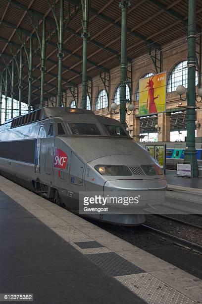 TGV Atlantique in Gare du Nord