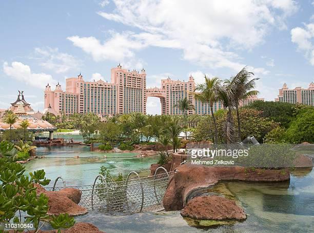 Atlantis resort in Bahamas