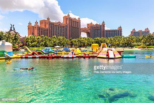 Atlantis Resort on Paradise island - Nassau, Bahamas
