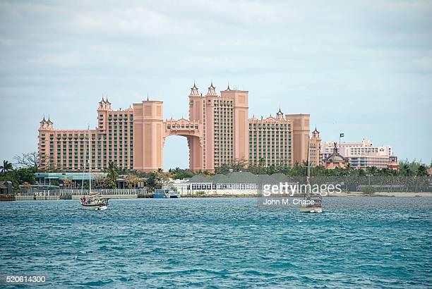 Atlantis Resort auf Paradise Insel