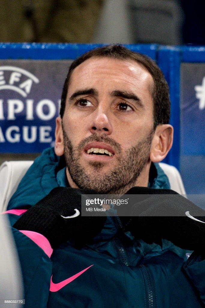 Chelsea FC v Atletico Madrid - UEFA Champions League : ニュース写真