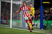 londonengland atletico madrid filipe luís during