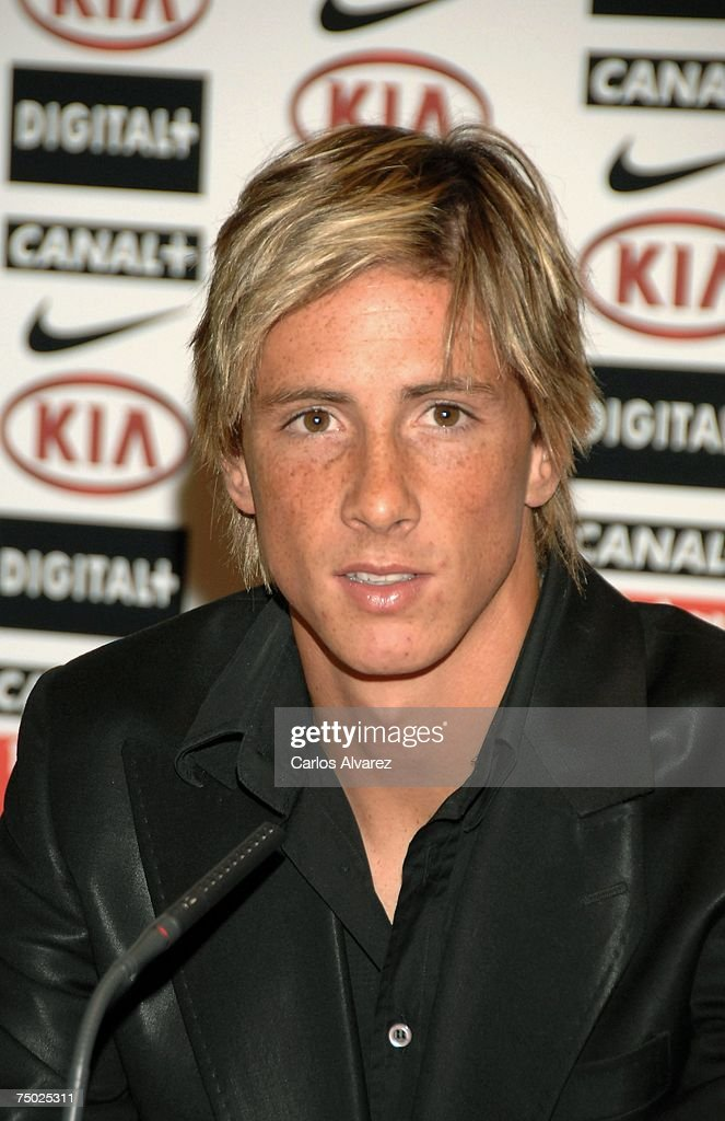 Fernando Torres Press Conference