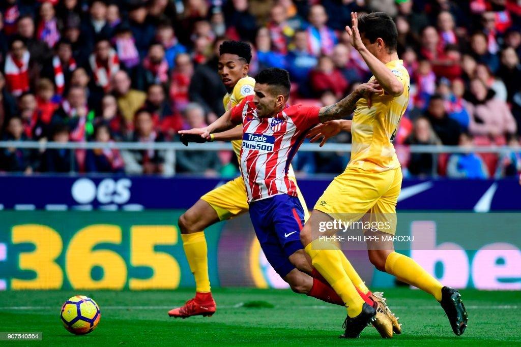 Atletico Madrid v Girona - La Liga