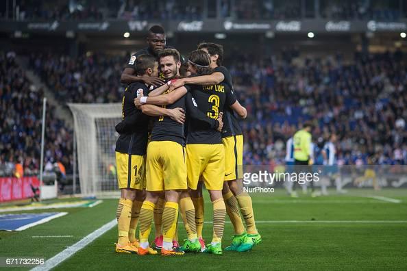 Image Result For Cornella Vs Atletico Madrid
