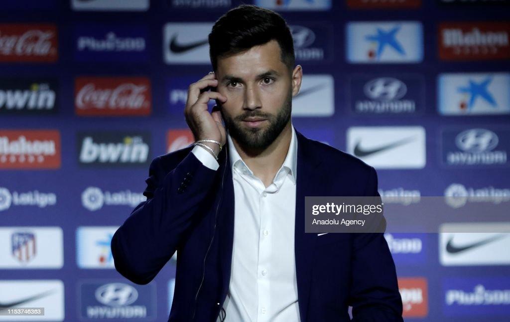 Atletico Madrid S New Signing Felipe Augusto De Almeida Monteiro