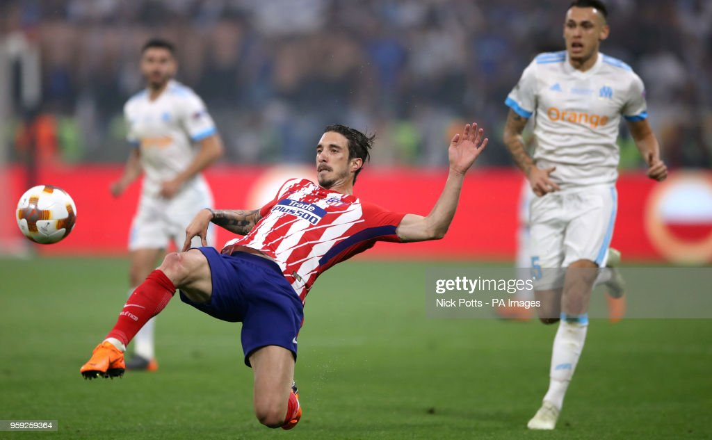 Marseille v Atletico Madrid - UEFA Europa League - Final - Parc Olympique Lyonnais : News Photo