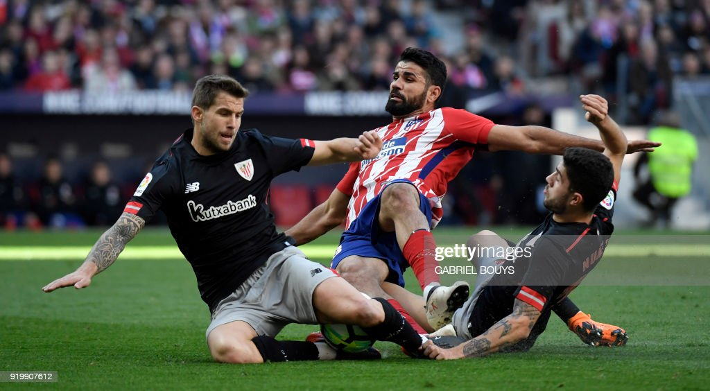 Atletico Madrid v Athletic Club - La Liga
