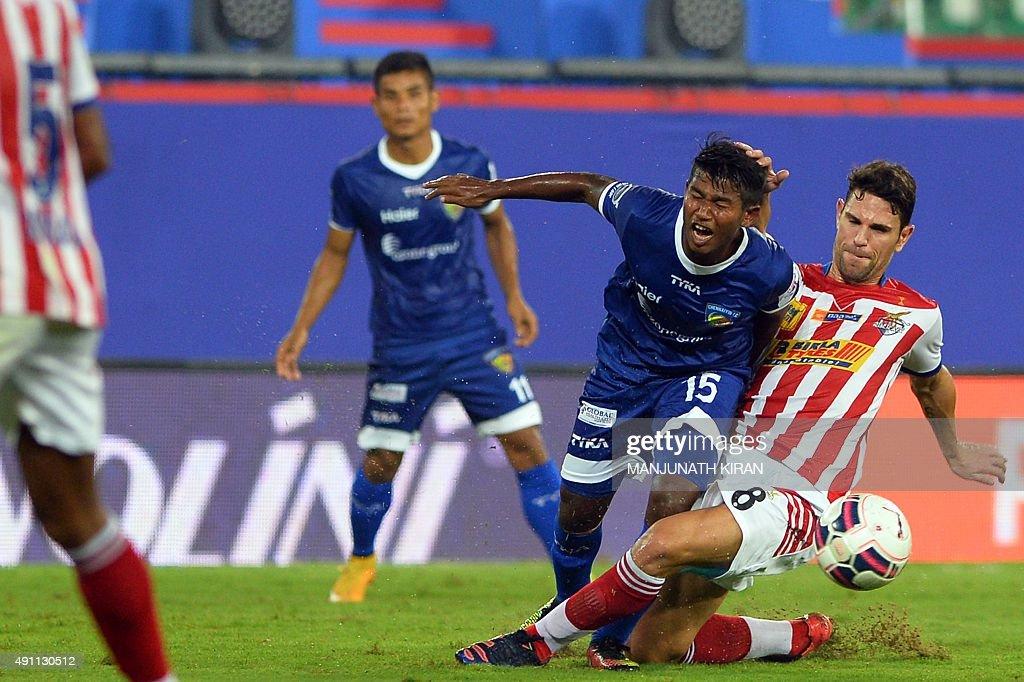 Atletico-de-Kolkata midfielder...