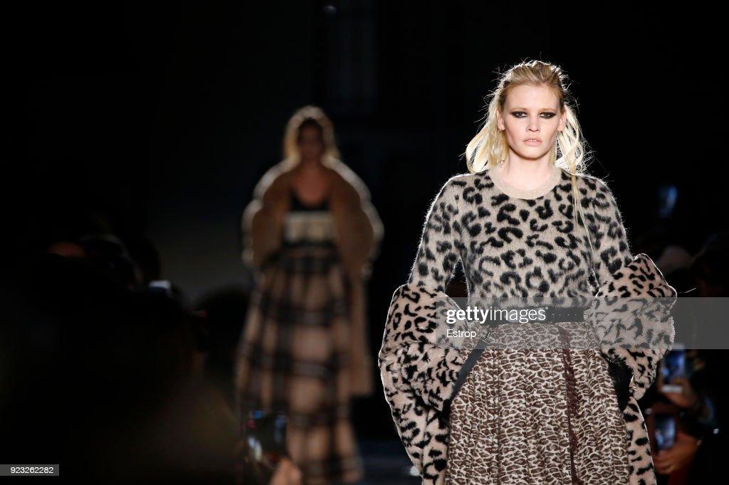 Max Mara - Details - Milan Fashion Week Fall/Winter 2018/19 : ニュース写真
