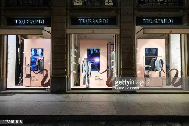 Atmoshpere during the Fiat Panda Trussardi Presentation on September 17 2019 in Milan Italy