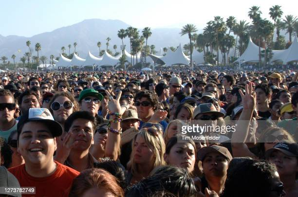Atmospher during Coachella 2006 at the Empire Polo Fields on April 29, 2006 in Indio, California.