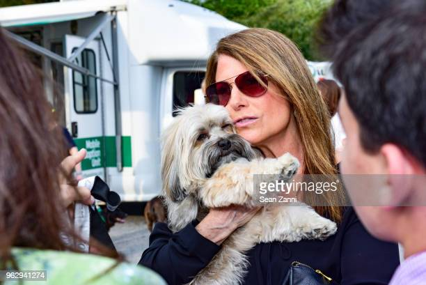 Atmospher during the ARF Thrift Shop Designer Show House Sale at ARF Thrift Treasure Shop on May 26 2018 in Sagaponack New York