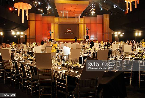Atmosphere 10612_dk0004JPG during TNT Broadcasts 12th Annual Screen Actors Guild Awards Backstage and Audience at Shrine Expo Hall in Los Angeles...