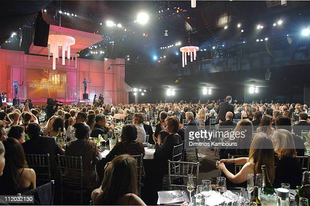 Atmosphere 10612_dk0319jpg during TNT Broadcasts 12th Annual Screen Actors Guild Awards Backstage and Audience at Shrine Expo Hall in Los Angeles...