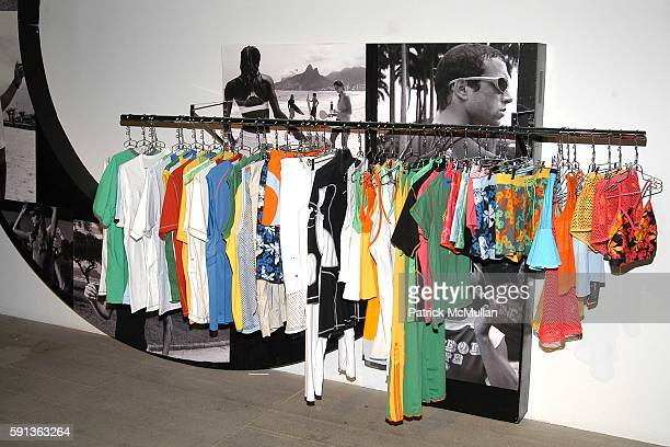 Atmosphere and Nike Ginga 2005 Summer Collection attend Nike's Ginga A Celebration of Culture and Sport Brought to Life Through the 2005 Nike Summer...